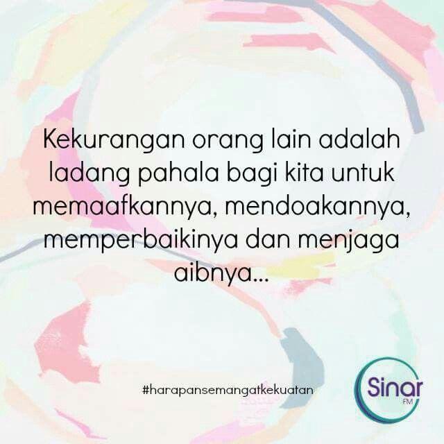 #maaf # doakan