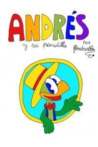 Loro Andrés - Fanzine. Humor blanco, ilustrado a color.