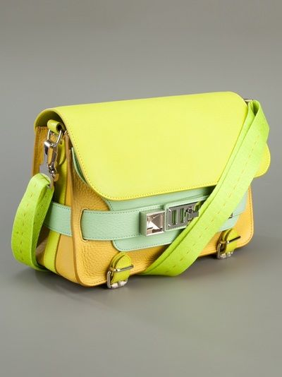 PROENZA SCHOULER  PS11  farfetch from Work In Progress    available from farfetch.com •ƒƒ•