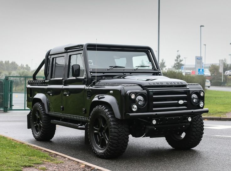 Land Rover DEFENDER 110 2.2 4dr