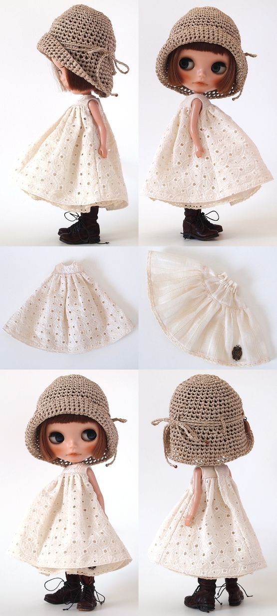 ** Blythe outfit by Lucalily*
