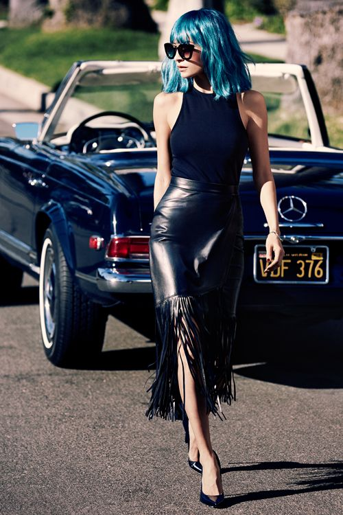 Nicole Richie : The Style Muse