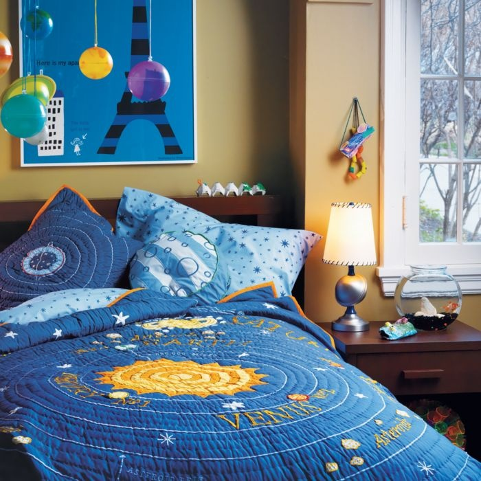 Outer Space Room by the Land of Nod For My Sweeties