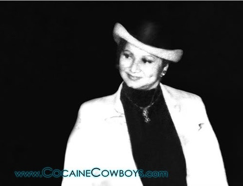 Griselda Blanco, 'Queen of Cocaine', shot to death by assassins on motorcycles in Medellin on Monday 3 September, 2012.