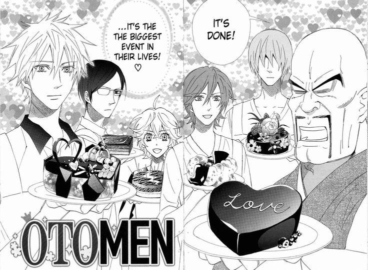 Otomen Manga - Chapter 52 - Page 2 of 48 - AnimeA