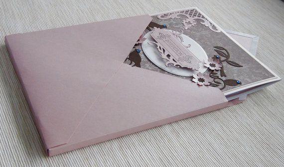 Wedding Invitation card www.etsy.com/listing/258794810/spring-wedding-invitation-rustic-wedding