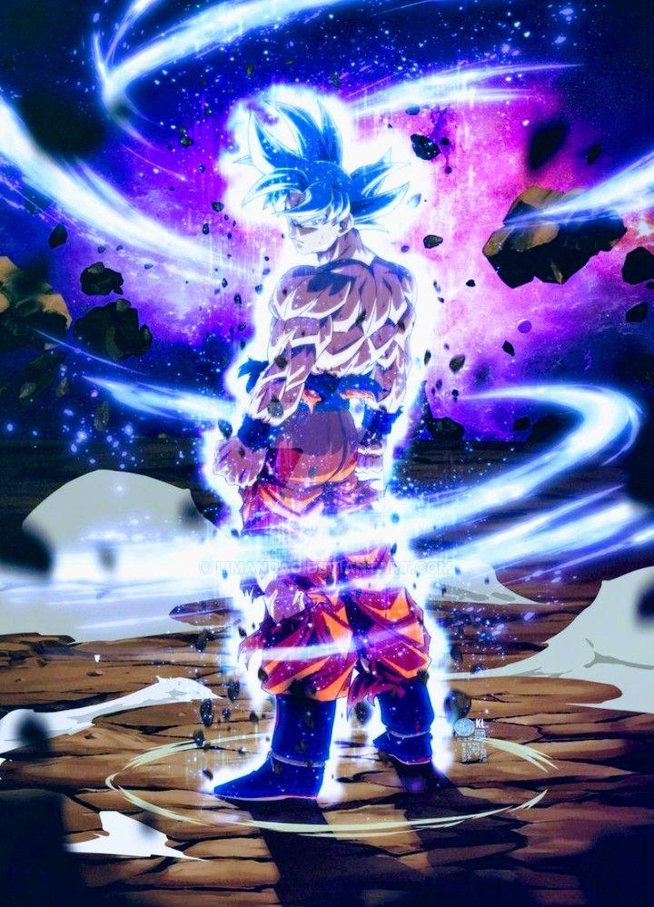 Goku Ultra Instinct Mastered Dragon Ball Super Goku Art Anime Dragon Ball Super Dragon Ball Super Manga