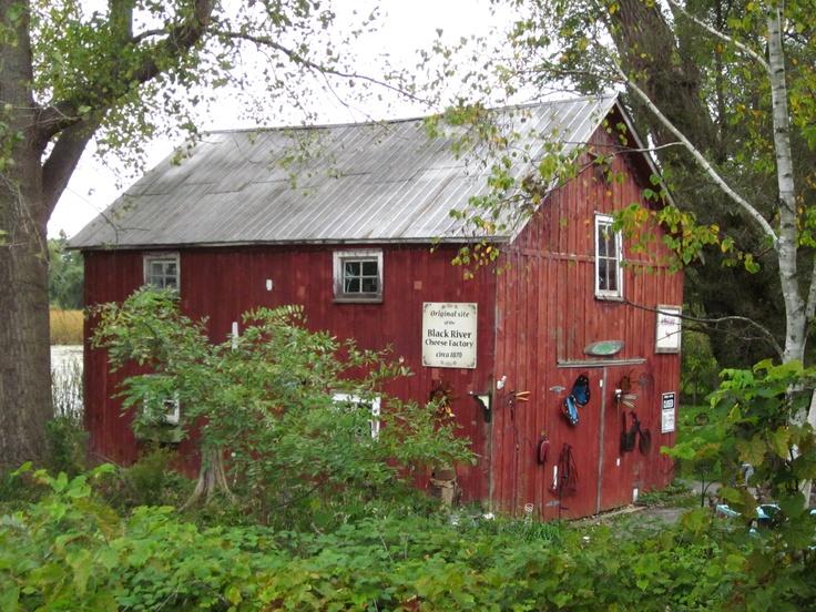Black River Cheese Company  Prince Edward County