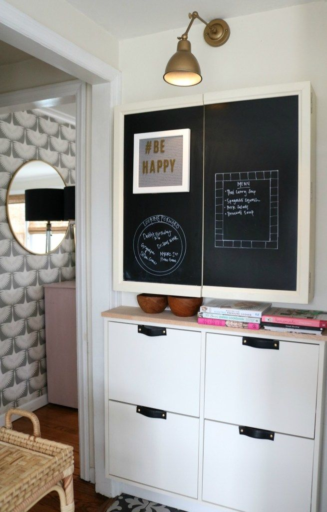 stall ikea hack small space solution in our kitchen ikea rh pinterest com