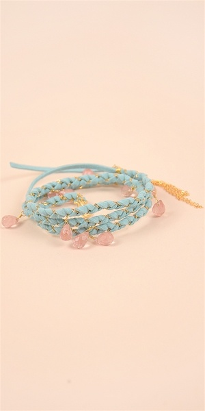 Wrap Chain Bracelet - CherryAll Jewelry and Accessories are Final Sale.