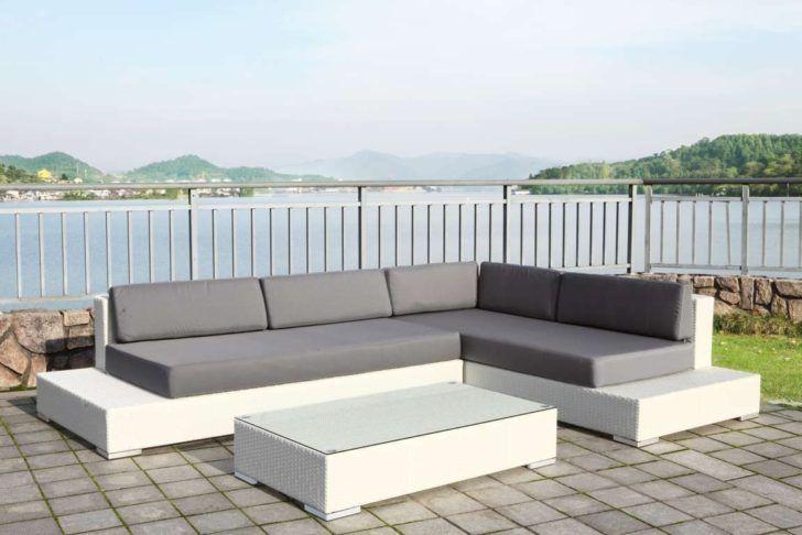 Mobilier De Jardin Salon Jardin Resine Blanc Design Angle En