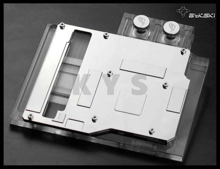 Bykski N As98t X For Asus Strix Gtx 980ti Dc3oc Vga Water Cooling