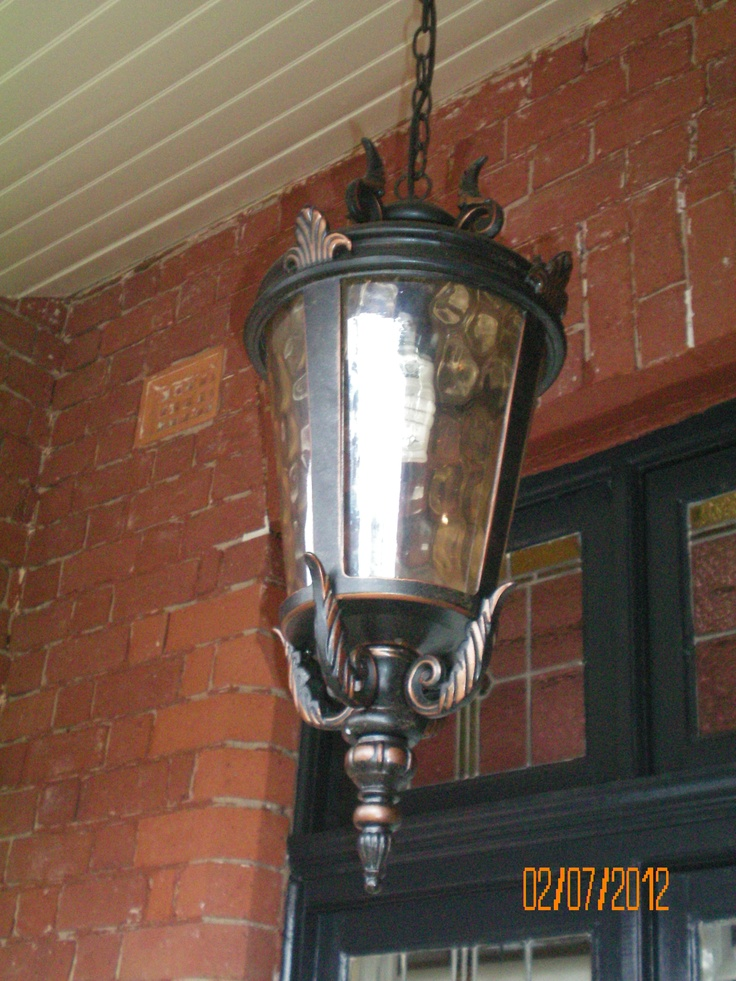 Outdoor lighting installation - http://www.unitedelectricalservices.com.au/lighting-electrician-melbourne.html