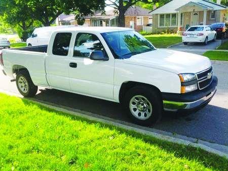 2007 chevy silverado 1500 single cab for sale