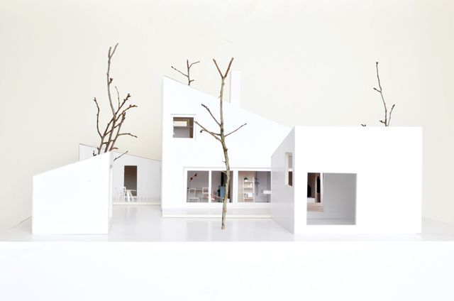 TOITO Architekti - Small Family House