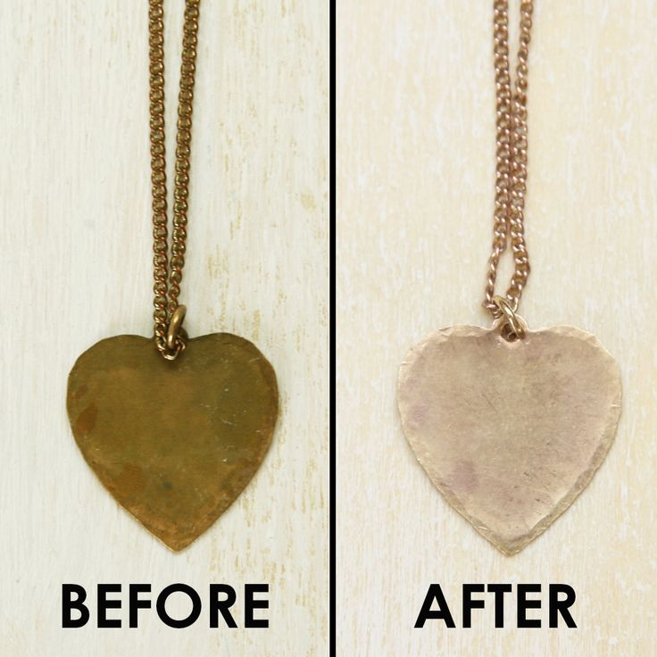 How To Fix Tarnished Jewelry