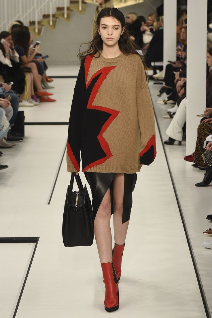 Tod's Fall 2017 Ready-to-Wear Fashion Show - Margherita Tondelli