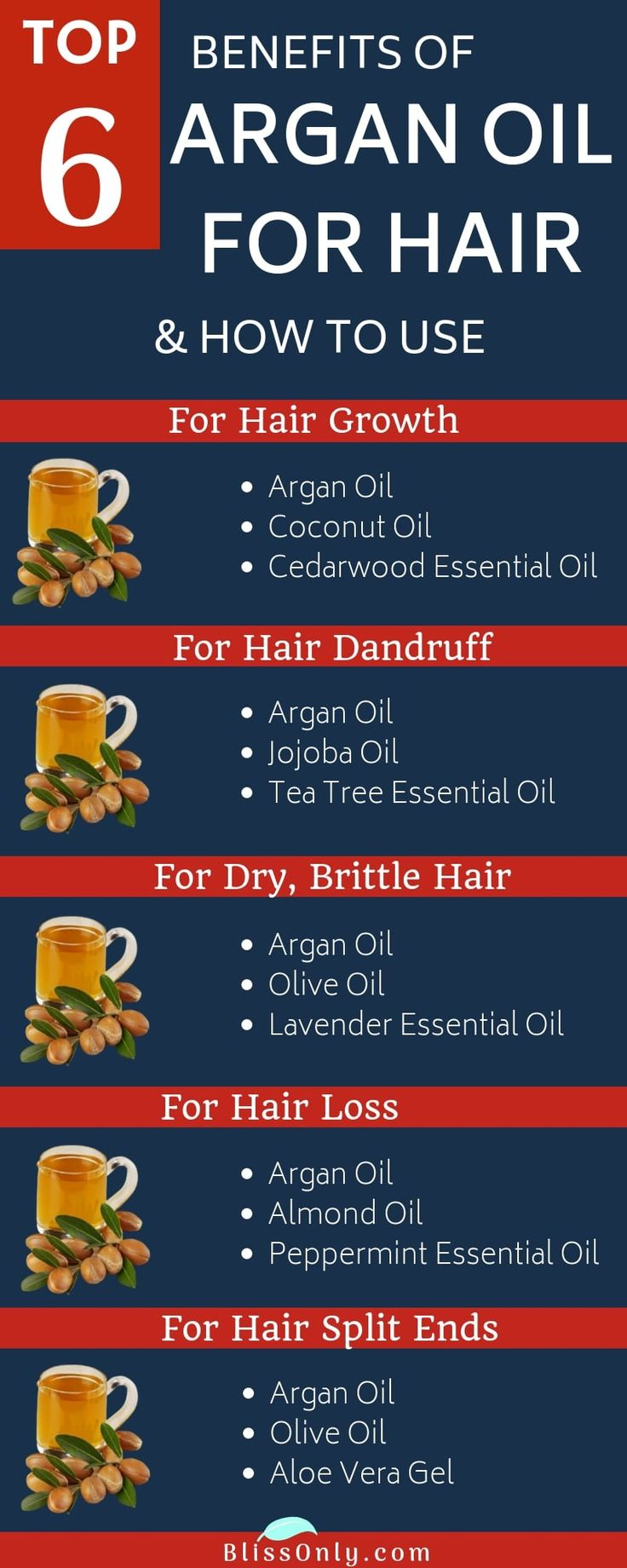 Prime 6 Advantages Of Argan Oil For Hair And How To Use