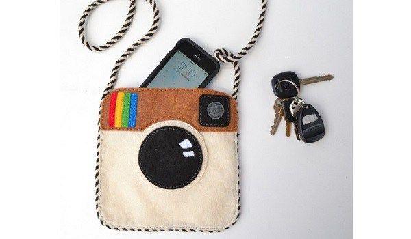 Tutorial: Instagram sentiu bolsa | costura | CraftGossip | O bloglovin '