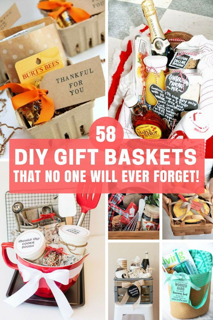 58 Unforgettable Diy Gift Baskets That Will Steal The Show
