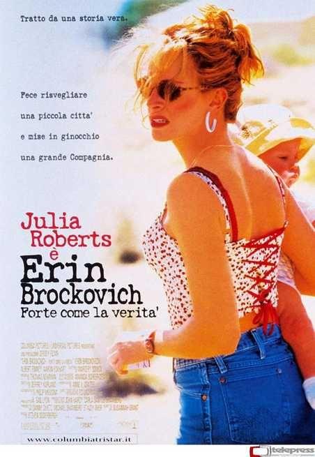 Erin Brockovich. Forte come la verità streaming