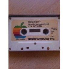 Datamover/Telepong for Apple II/IIe from Apple on Cassette