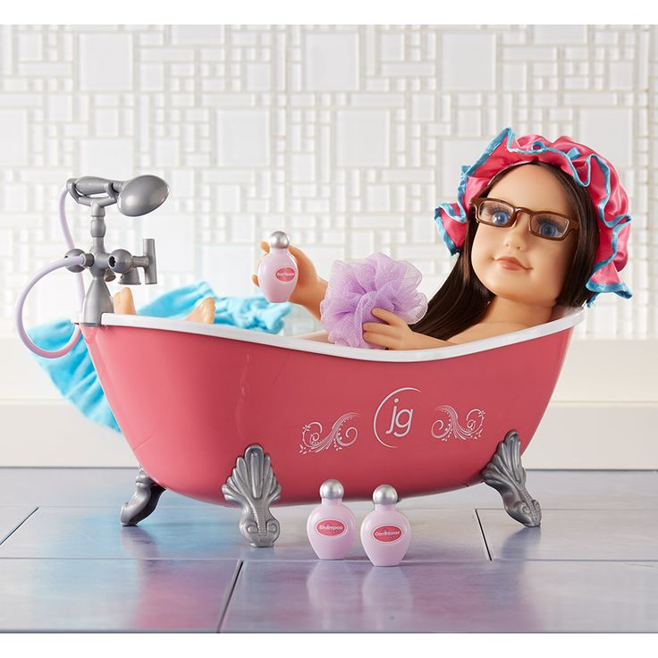 Bathroom Pic Girl: Journey Girls Bubble Time Bathtub