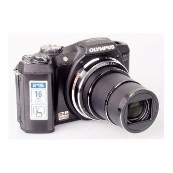Aparat foto Compact Olympus SZ-31MR Black