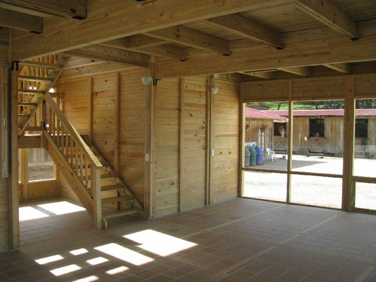 Chalet Remonta Escuela Nacional de Carabineros - Facatativa, Cundinamarca #woodarchitecture #wood #madera #casasenmadera #arquitecturaenmadera http://www.tallerdensamble.com