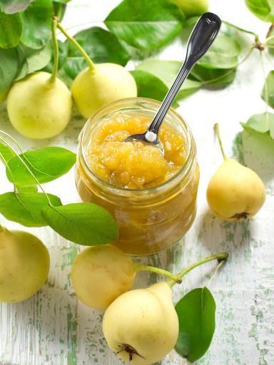 Confiture de poires : Recette de Confiture de poires - Marmiton