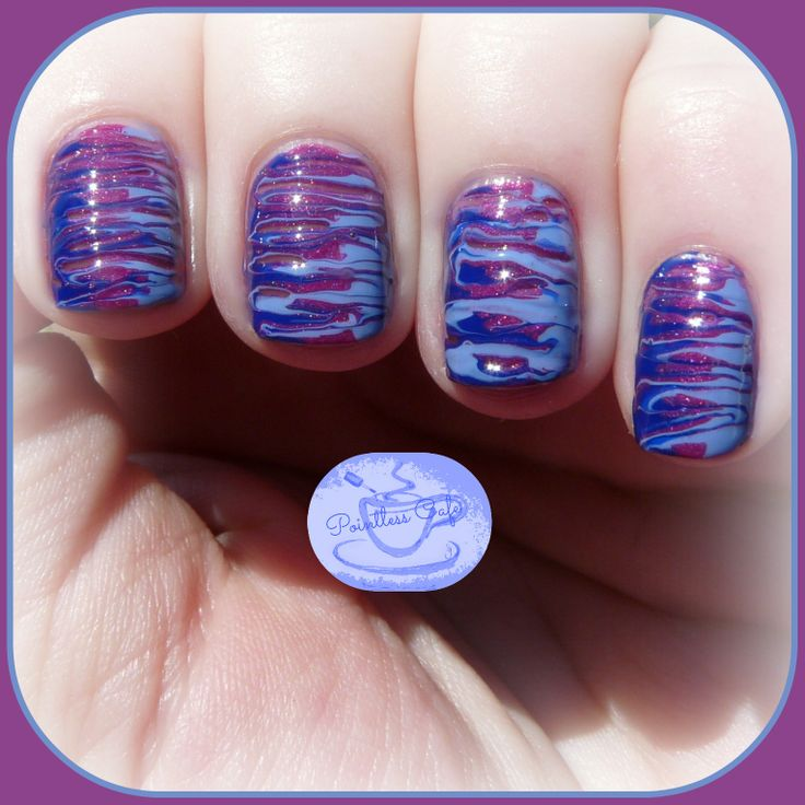 Toothpick Nail Art Designs: 41 Best Images About Toothpick Marbles On Pinterest