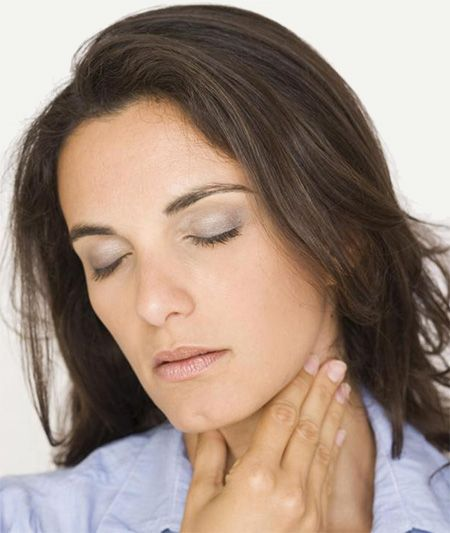 Natural Treatments for Sore Throat  By Dr. Mao Shing Ni