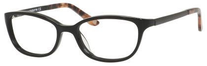 Blk or light tortoise - Liz Claiborne LC422 Eyeglasses | Free Shipping