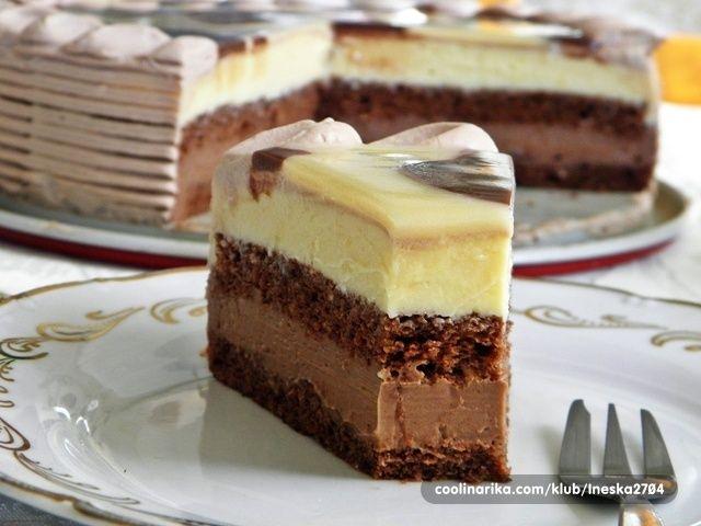 Krem torta by Mily — Coolinarika