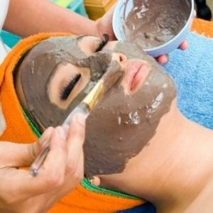 coffee facial mask- FINELY ground coffee beans