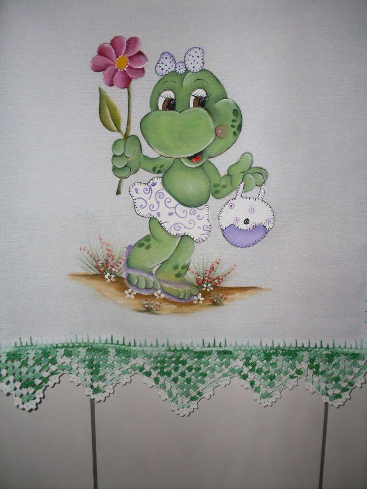 330 best pintura en tela pa os de cocina y mas 1 images - Pintura de cocina ...