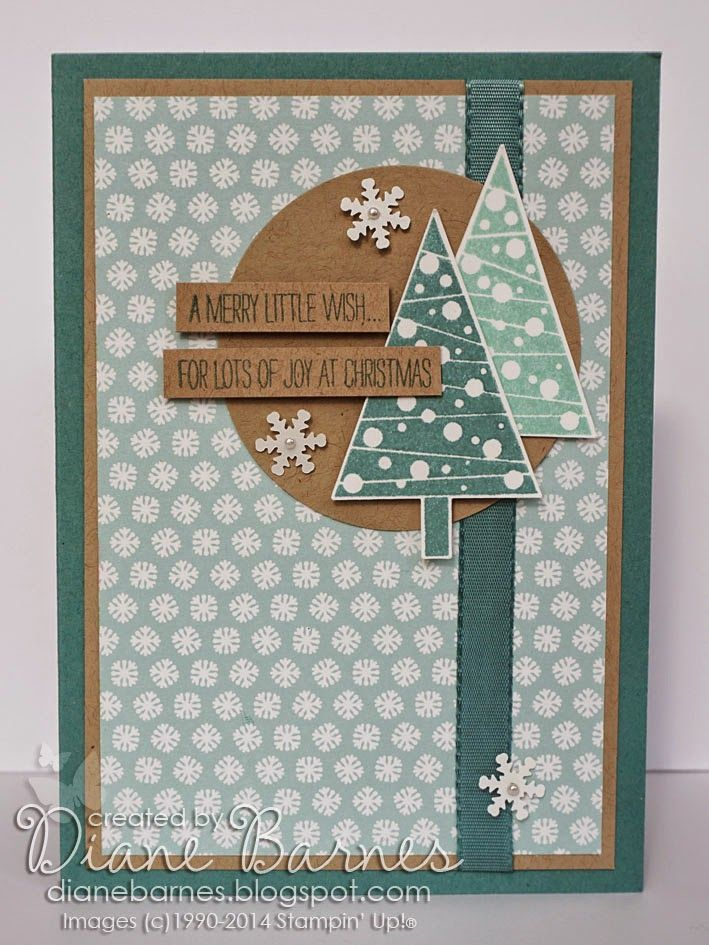 Festival of Trees for World Card Making Day