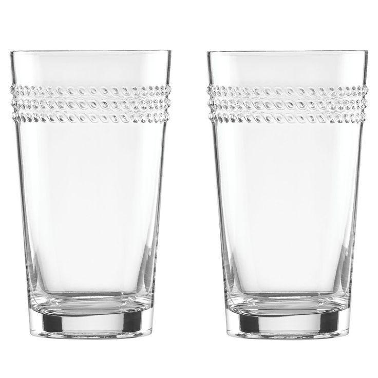 kate spade new york Wickford Highball Glass, Set of 2