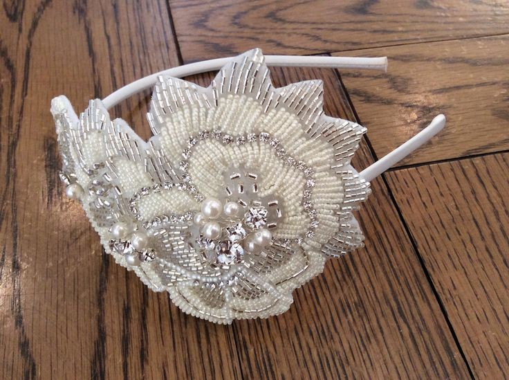 Headpiece available from Hobnob Bridal, Perth