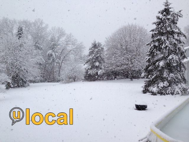 Snowfall totals:  Who is getting what