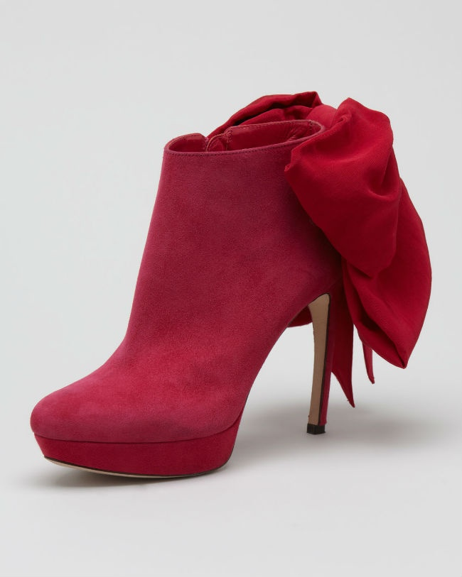 Alexander McQueen, $1,195. Shop: http://www.styleite.com/retail/ankle-booties-shopping-guide/#