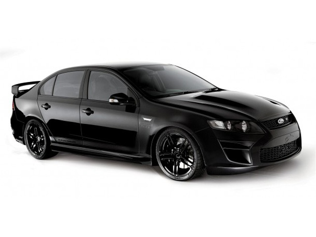 If Only We Had This in America - Ford Performance Falcon GT