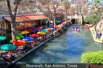 San Antonio Texas Vacation Travel Reviews - hotels, resorts and activities