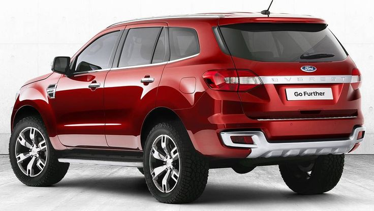 2015 Ford Everest | spy shots: Car News | CarsGuide