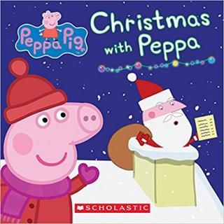 Peppa Pig and her family have lots of special Christmas traditions. They mail letters to Santa, decorate their Christmas tree, and leave a treat for Santa by the fireplace on Christmas Eve. Will Peppa and George sneak a peek at Santa this year?
