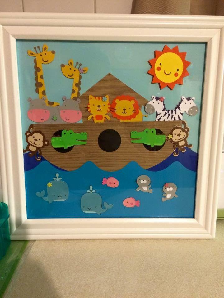 Noah's Ark Artwork