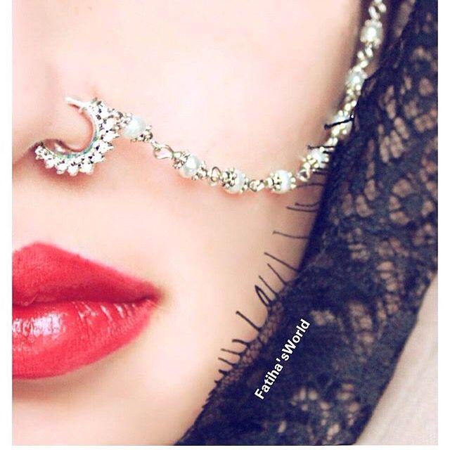 Nose ring ❤️