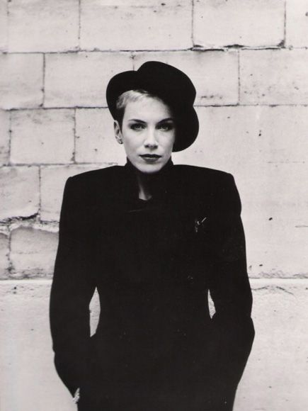 Annie Lennox - Maybe the greatest, most unique singing voice ever? Certainly high on the list!