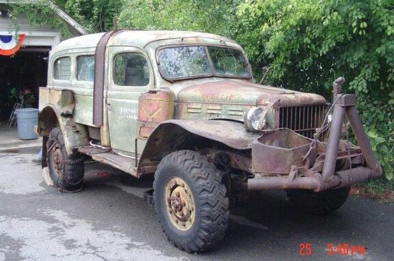 This world look sweet as a resto mod expedition rig