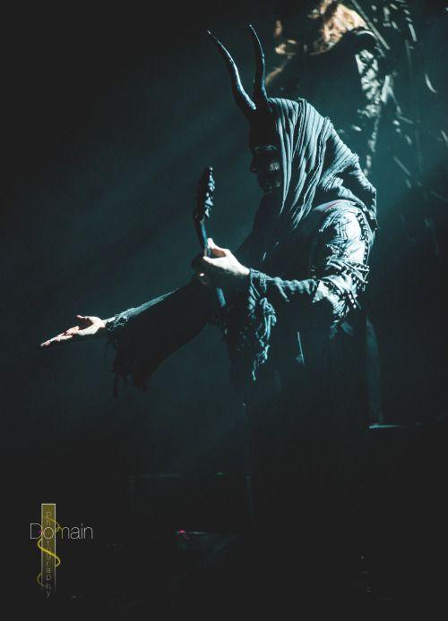 """Adam """"Nergal"""" Darski - Behemoth"""
